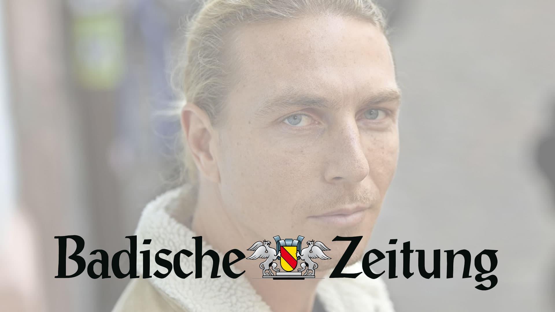 QULT Badische Zeitung Engagiert Freiburg Jens Gläsker