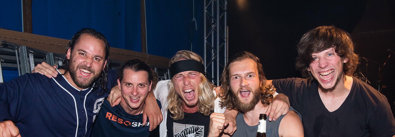 QULT Band Freiburg ZMF Finale