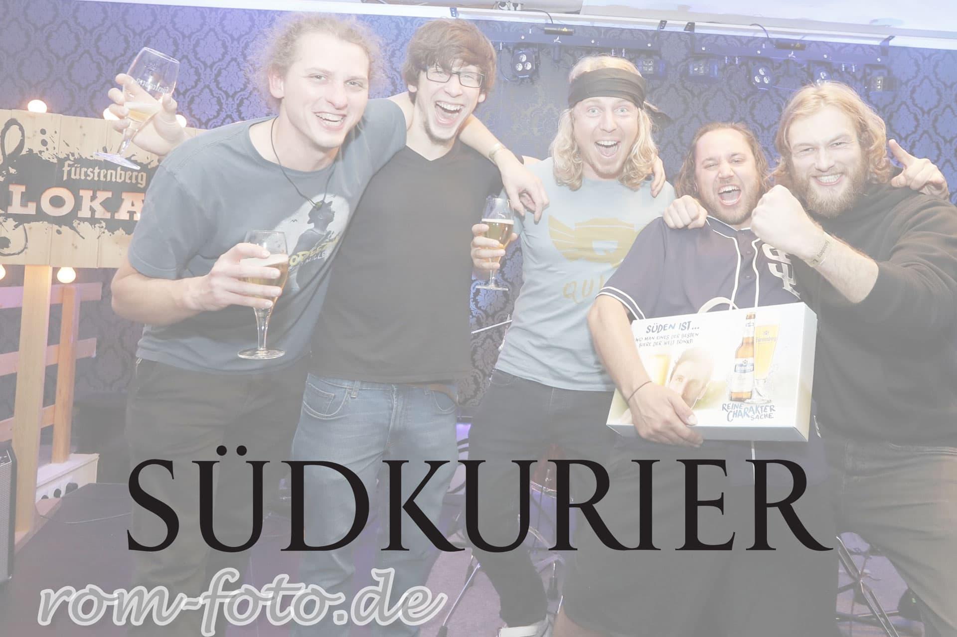 QULT Lokal Derby Fürstenberg 2019 Südkurier Zeitung Messkirch