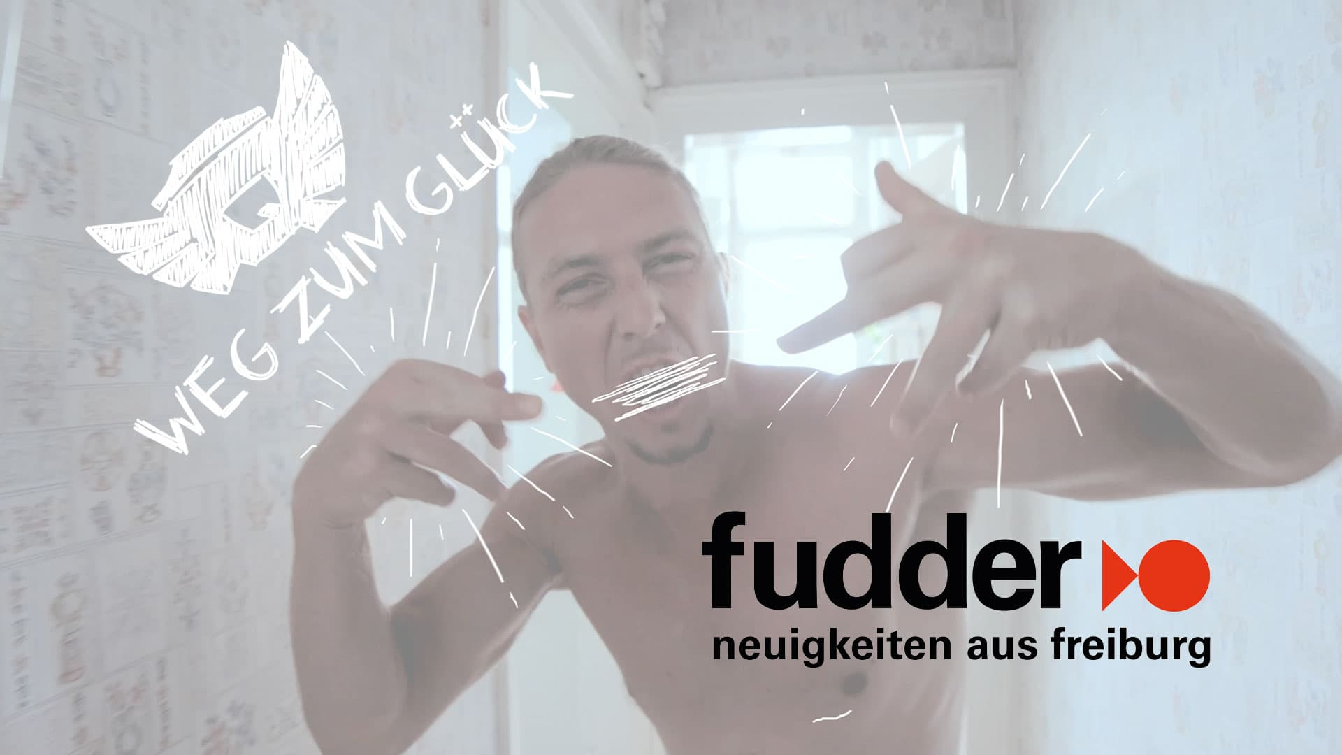 QULT Weg zum Glück Musikvideo Fudder Freiburg