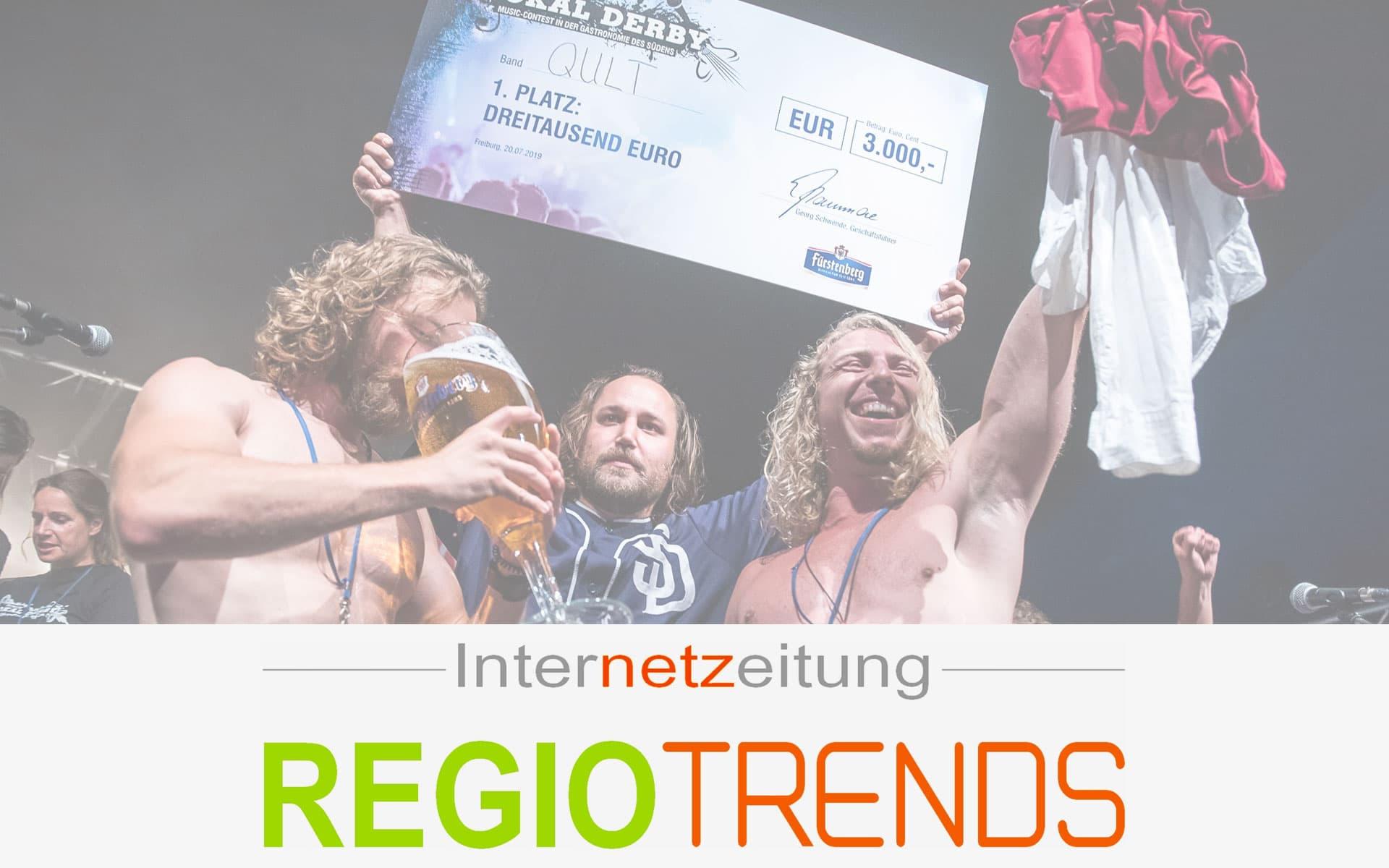 Regiotrends QULT Lokal Derby 2019 Fürstenberg